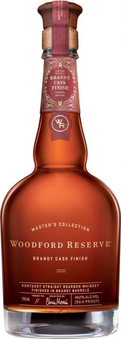 Woodford Reserve Master's Collection Brandy Cask Finish Kentucky Straight Bourbon - CaskCartel.com