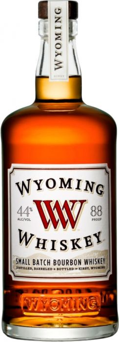 Wyoming Whiskey Small Batch Bourbon - CaskCartel.com