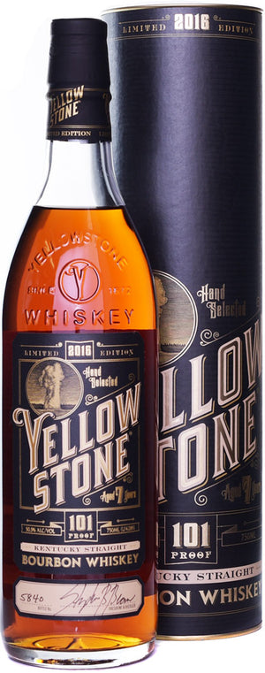 Yellowstone 2016 Limited Edition Bourbon Whiskey at CaskCartel.com