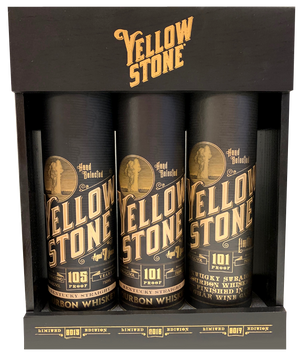 Yellowstone Limited Edition 3-Pack Special Release Trilogy Set - CaskCartel.com