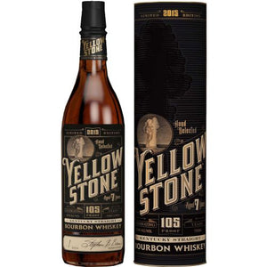 Yellowstone 2015 Limited Edition Bourbon Whiskey | 750ML  at CaskCartel.com