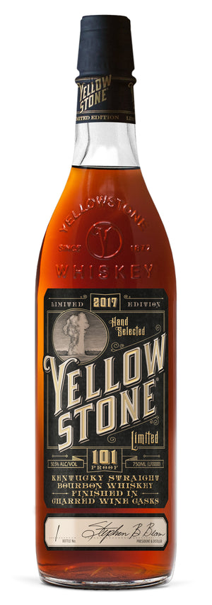 Yellowstone 2017 Limited Edition Bourbon Whiskey - CaskCartel.com