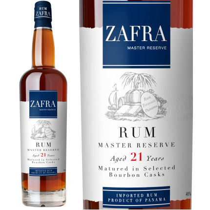 Zafra Masters Reserve 21 Year Rum