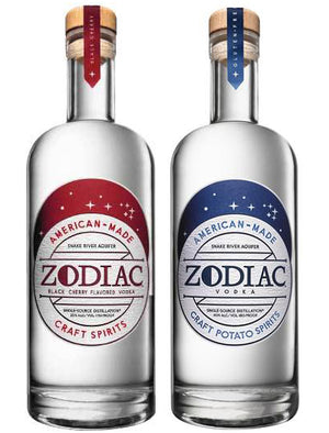 Zodiac Vodka Set - CaskCartel.com