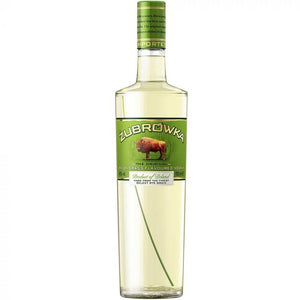 Zubrowka ZU Bison Grass Vodka - CaskCartel.com