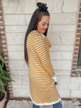 Load image into Gallery viewer, Danette Striped Cardigan