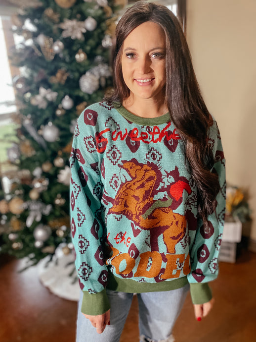 Sweetheart Rodeo Sweater
