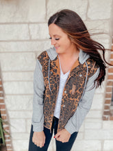 Load image into Gallery viewer, Zelda Animal Print Jacket