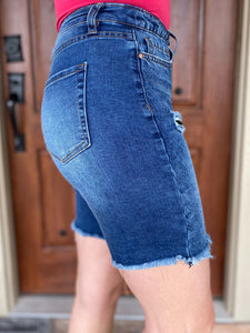 Chase Denim Shorts