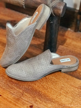 Load image into Gallery viewer, MARYAM MULE TAUPE SLIP ON FLATS