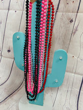 Load image into Gallery viewer, ATHENS LONG CRYSTAL BEADS NECKLACES