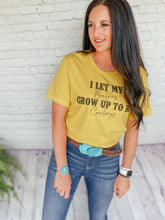 Load image into Gallery viewer, Babies Grow Up to be Cowboys Tee