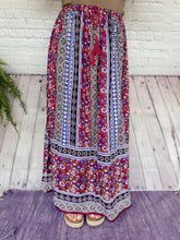 Load image into Gallery viewer, Micky Floral Maxi Skirt