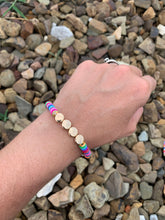 Load image into Gallery viewer, Accented Destin Heishi Bead Bracelets