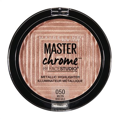 Master Chrome Metallic Highlighter 050 Molten Rose Gold - Miss Beauty shop