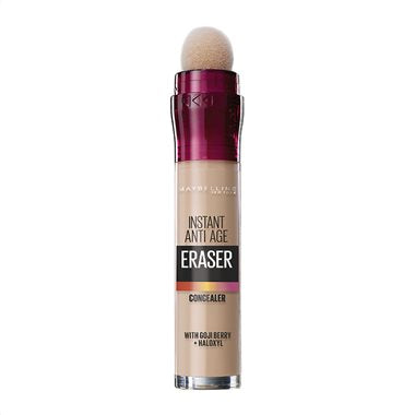 Κονσίλερ Instant Anti-Age Erser with Goji Berry + Haloxyl 01 Beige Rose 6,8ml Maybelline - Miss Beauty shop