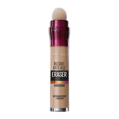 Κονσίλερ Instant Anti-Age Erser with Goji Berry + Haloxyl 02 Beige Nu 6,8ml Maybelline - Miss Beauty shop