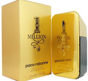 Αντρικό Άρωμα One Million 50ml Paco Rabanne - Miss Beauty shop