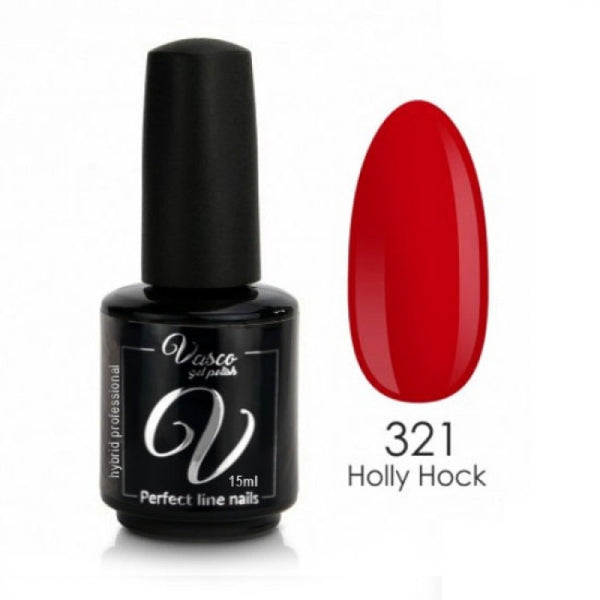 Ημιμόνιμο Vasco 321 gel polish  6ml