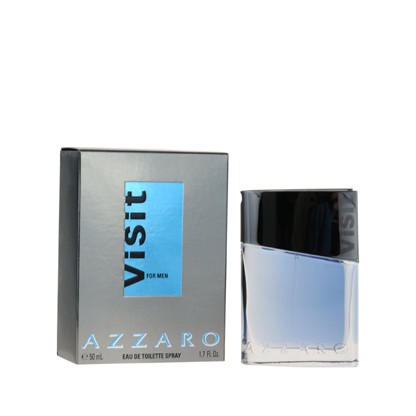 Αντρικό Άρωμα Azzaro Visit for men 50ml - Miss Beauty shop