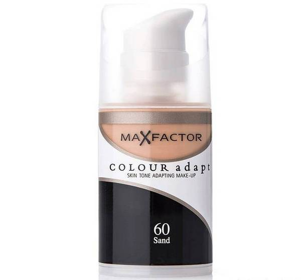 Make Up Max Factor Colour Adapt 60 Sand 34ml - Miss Beauty shop
