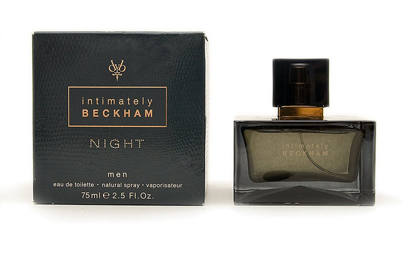 Αντρικό Άρωμα Intimately Beckham Night Men 75ml - Miss Beauty shop