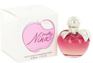 Άρωμα Γυναικείο Pretty Nina Nina Ricci edt 50ml - Miss Beauty shop