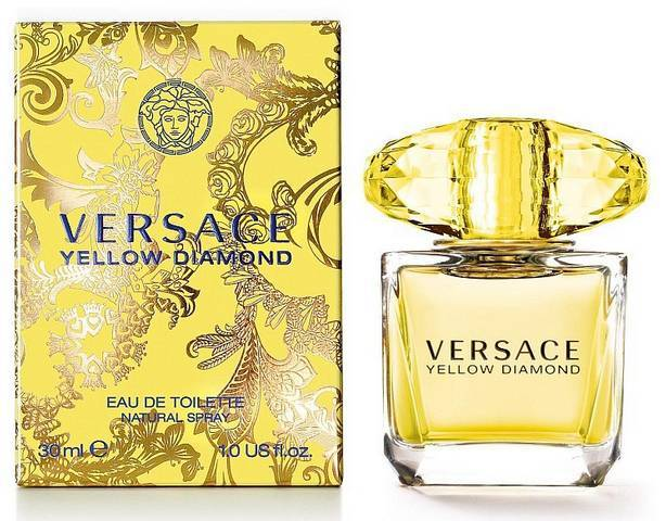 Γυναικείο Άρωμα Yellow Diamond Versace Eau de Toilette 30ml - Miss Beauty shop