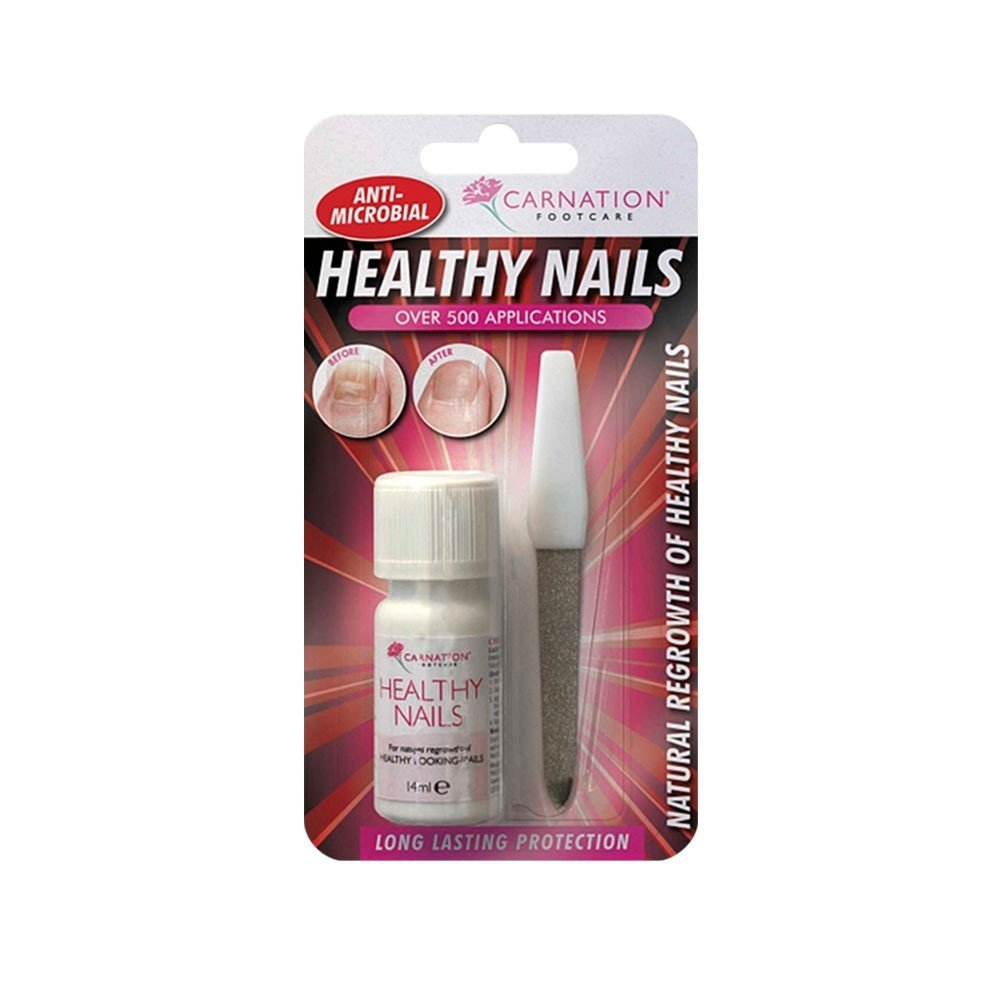 Carnation Healthy Nails για μύκητες στα νύχια 14ml - Miss Beauty shop