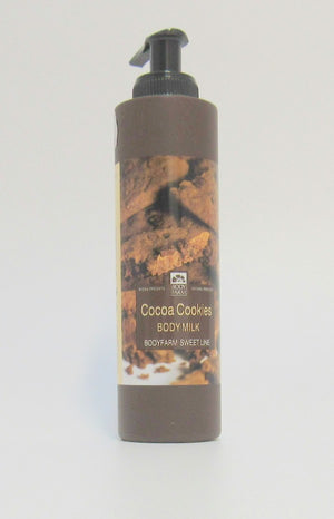 Γαλάκτωμα σώματος Cocoa Cookies Body Farm 250ml - Miss Beauty shop