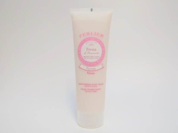Ενυδατική Κρέμα Σώματος Perlier Fresia Moisturizing Body Cream 250ml - Miss Beauty shop