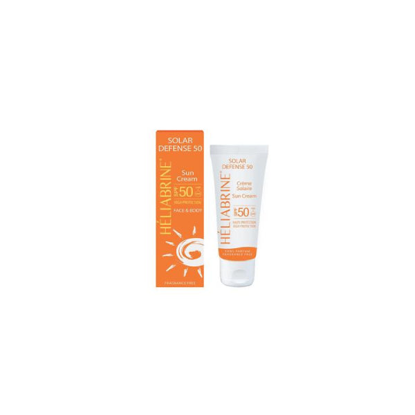 Heliabrine Solar Defense 50Spf 75ml