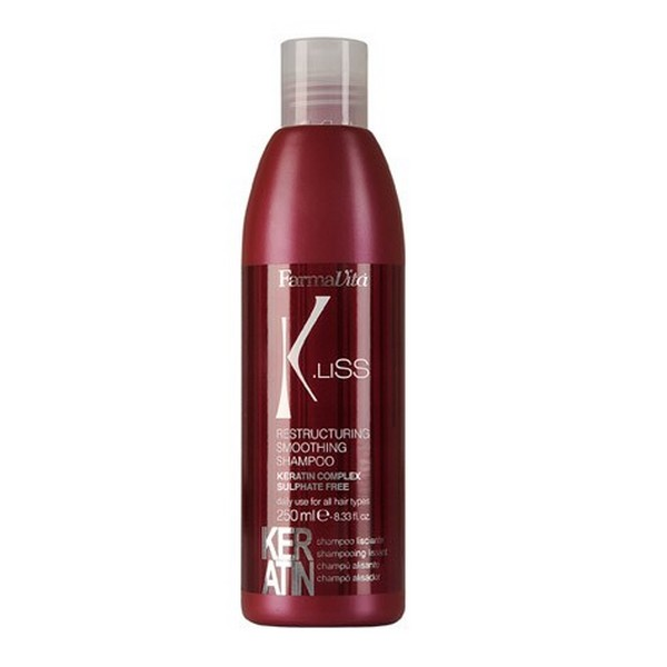 Σαμπουάν για Κερατίνη K.Liss Keratin Complex 250ml - Miss Beauty shop