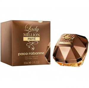 Γυναικείο Άρωμα Lady Million Prive edp 80ml Paco Rabanne - Miss Beauty shop