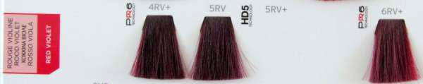 Βαφή Μαλλιών 90 ml Matrix So Color 5RV+ Light Brown Red Violet - Miss Beauty shop