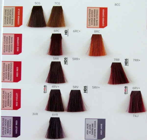 Βαφή Μαλλιών 90 ml Matrix So Color 6VR 6.26 Dark Blonde Violet Red - Miss Beauty shop