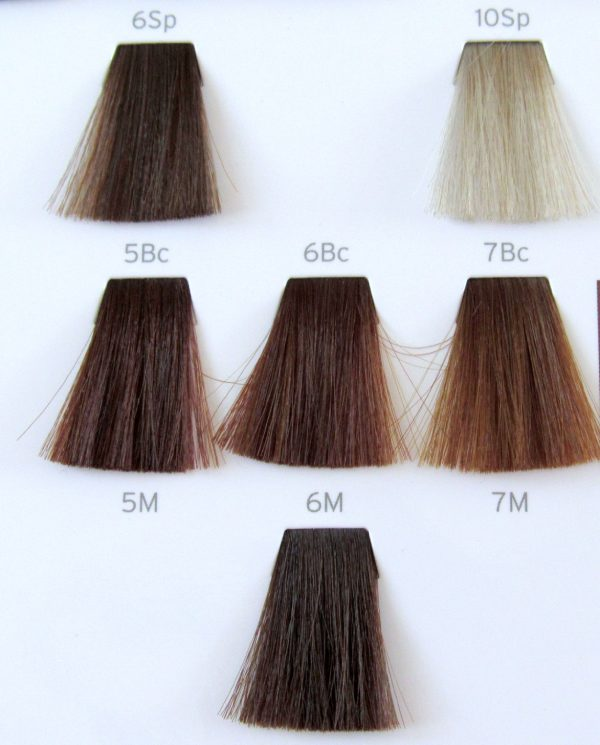 Βαφή Μαλλιών 90 ml Matrix So Color 6Bc Dark Blonde Brown Copper - Miss Beauty shop