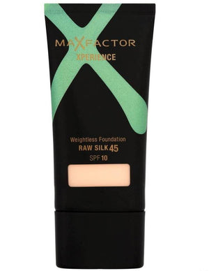 Make Up Max Factor Xperience 30ml Weightless 45 Raw Silk - Miss Beauty shop