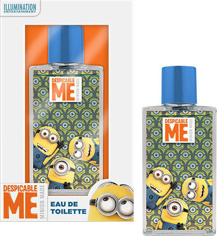 Παιδικό Άρωμα Despicable me Minion 75ml - Miss Beauty shop