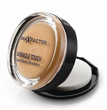 Make Up  Πούδρα Max Factor Miracle Touch 70 Natural - Miss Beauty shop