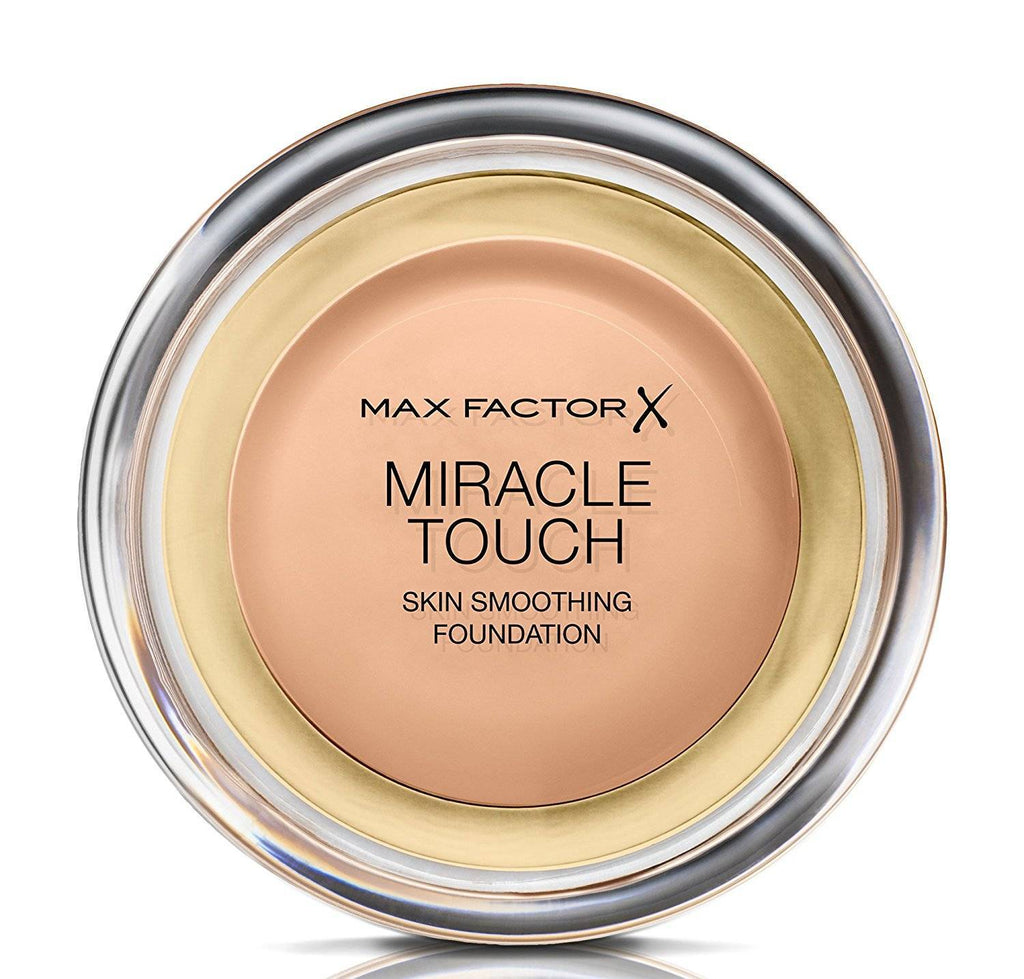 Make Up  Πούδρα Max Factor Miracle Touch 045 Warm Almond - Miss Beauty shop