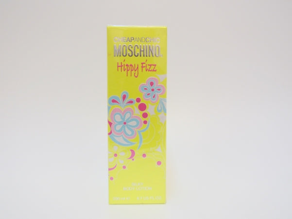 Γυναικεία Κρέμα Σώματος Cheap and Chic Moschino Hippy Fizz 200ml - Miss Beauty shop
