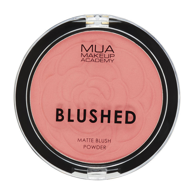 Ρούζ Vegan Mua Blushed Powder Papaya Whip 6gr - Miss Beauty shop