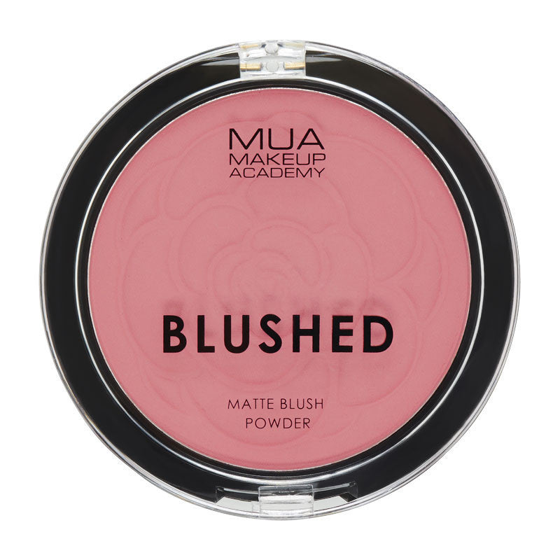 Ρούζ Vegan Mua Blushed Powder Rose Tea 6gr - Miss Beauty shop