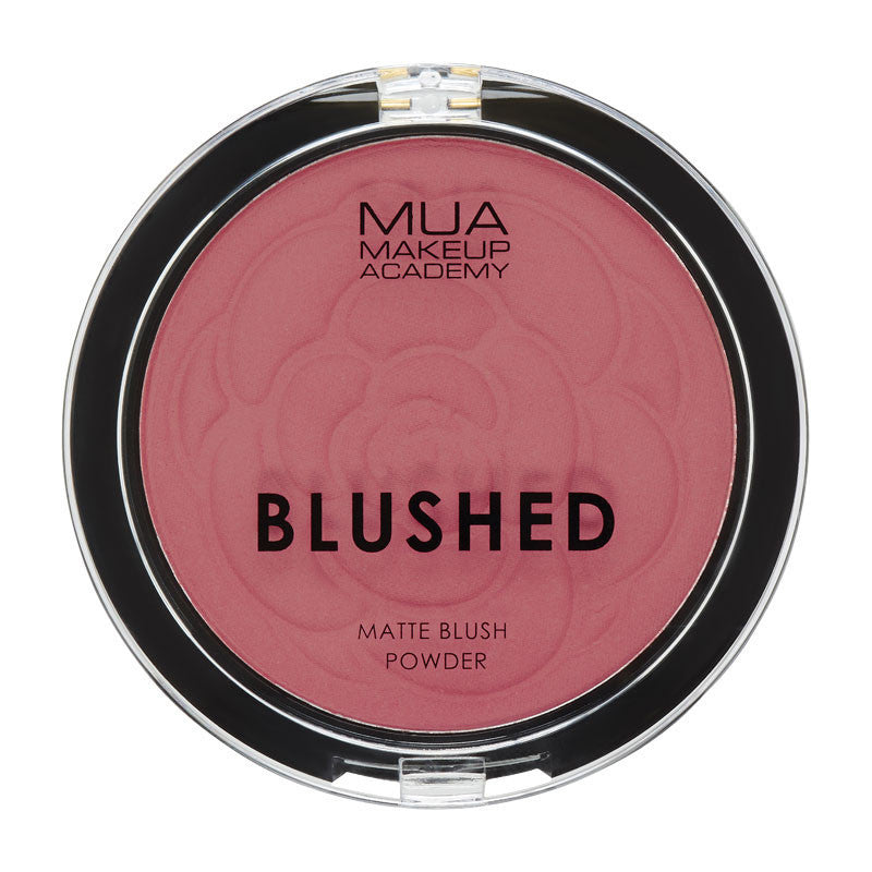 Ρούζ Vegan Mua Blushed Powder Rouge Punch 6gr - Miss Beauty shop