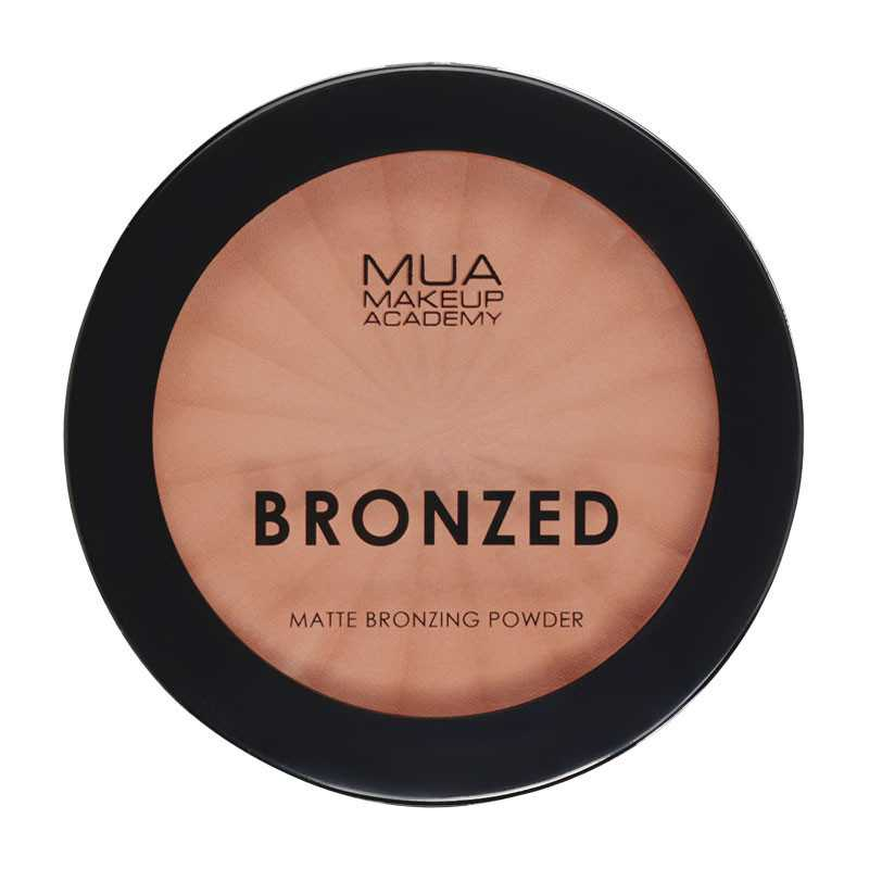 Bronzer Πούδρα Vegan Mua  Powder Shimmer  Solar 100
