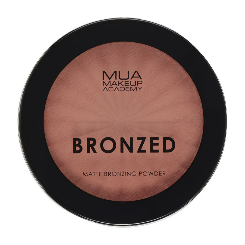 Πούδρα Mua Bronzer Powder Matte solar 120 - Miss Beauty shop