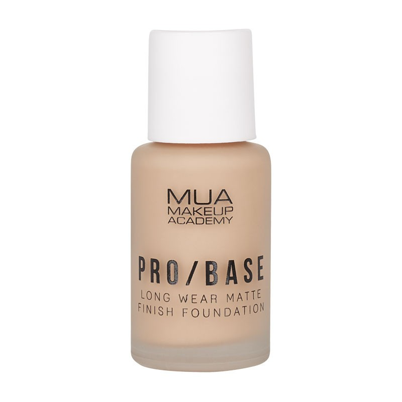 Make up διαρκείας Mua PRO/BASE 160 Matte Finish Foundation 30ml - Miss Beauty shop