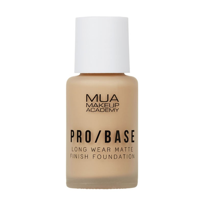 Make up διαρκείας Mua PRO/BASE 142  Matte Finish Foundation 30ml - Miss Beauty shop