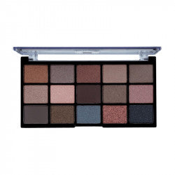 15 Σκιές Vegan σε παλέττα Mua Shade spiced charm Palette 17gr - Miss Beauty shop
